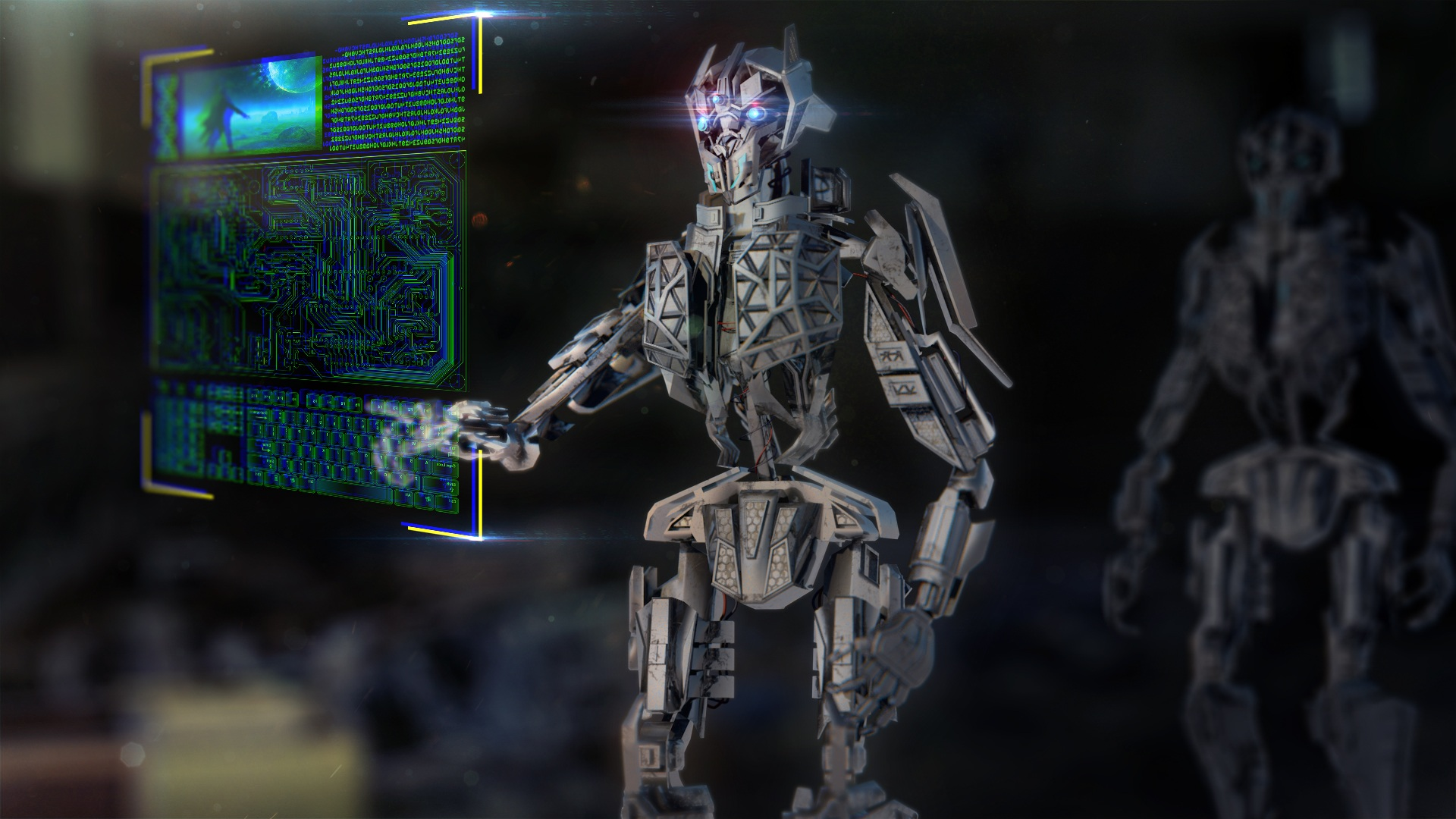 AI Changes Everything in IR
