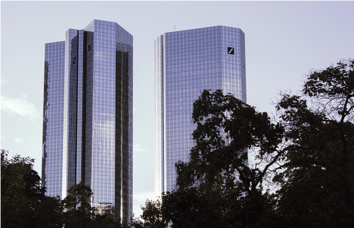 Forward to the Past: The Decline and Fall of Deutsche Bank