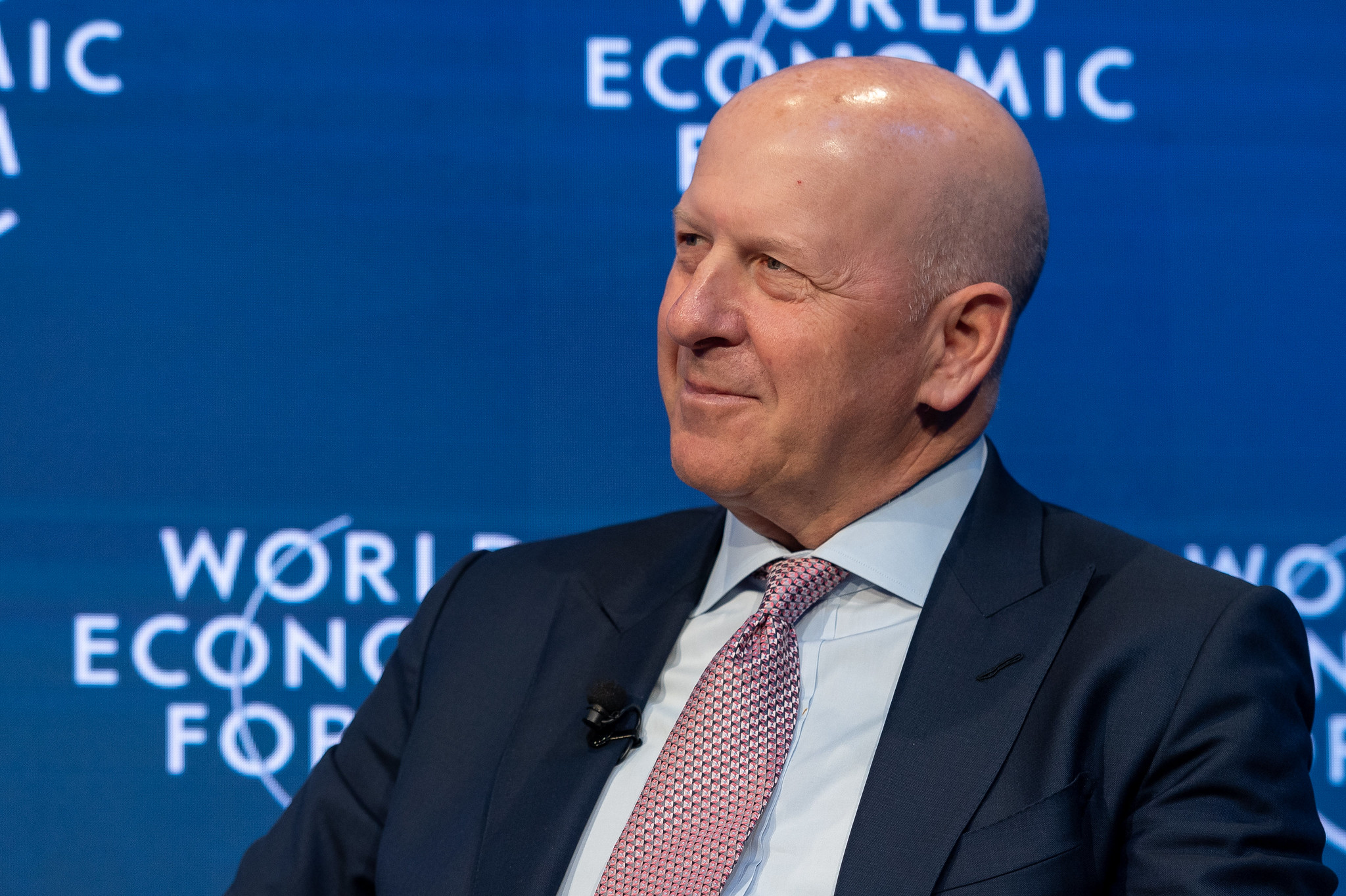 Goldman Sachs Dropped a Bombshell in Davos